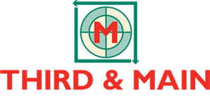 logo for Third and Main Jacksonville