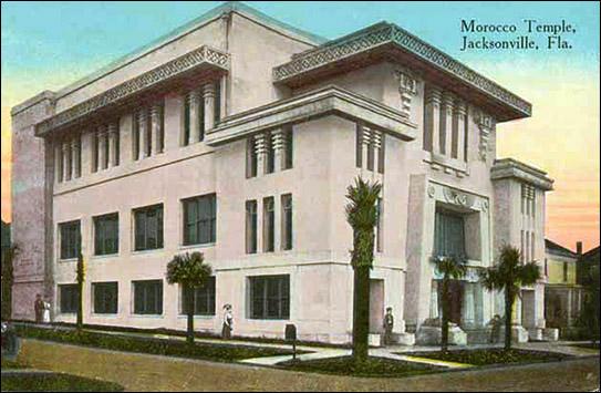 Morroco Temple, Jacksonville, FL