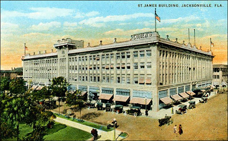 St. James Building, Jacksonville, FLA