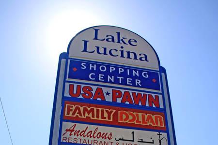 Lake Lucina Shopping Center on Merril Road, Jacksonville