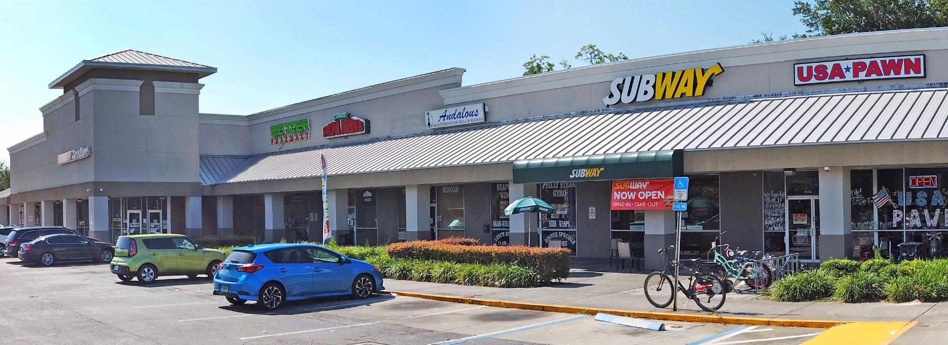 Lake Lucina Shopping Plaza Merril Road