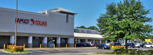 Family Dollar, Lake Lucina Shopping Center, Merril Road, Jacksonville, Florida, Arlington
